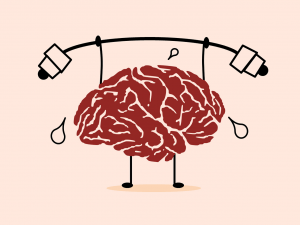 brain lifting weights improve your mental health